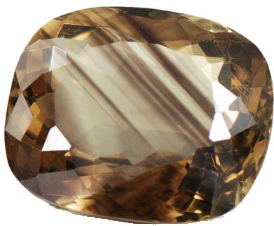 камень золотистый раухтопаз