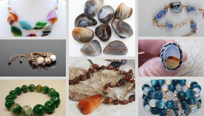 Магические и лечебные свойства камня агат