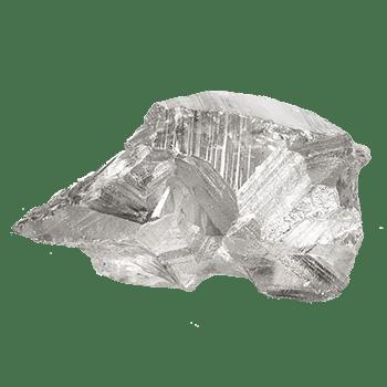 камень горный хрусталь