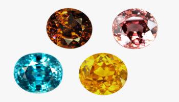 Циркон – натуральный двойник алмаза