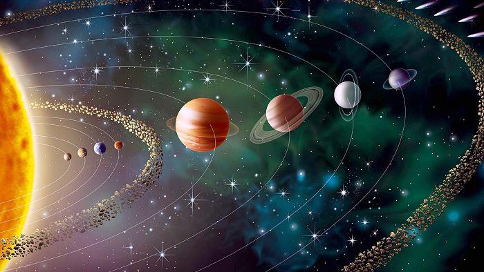 взаимодействие планет в астрологии